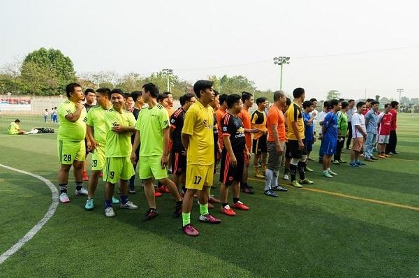 """IMM Group tổ chức thành công Giải bóng đá """"The Cup of Friendship"""""""