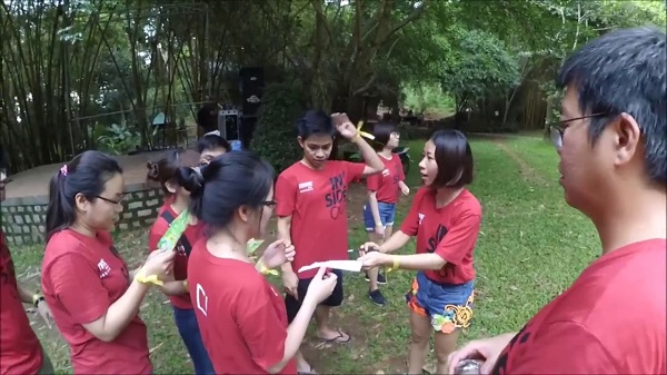 Team building 2016 tại Madagui