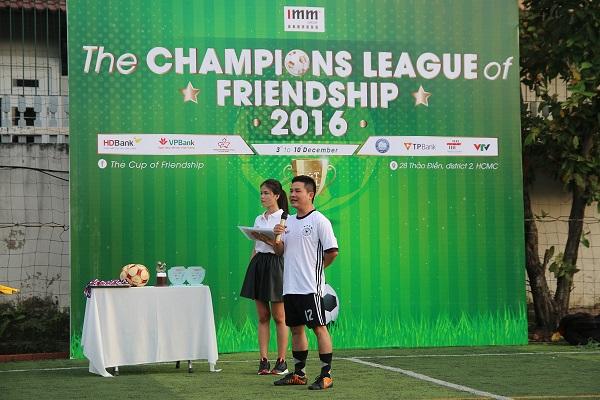 The Cup of Friendship 2 – Một mùa giải đầy kịch tính