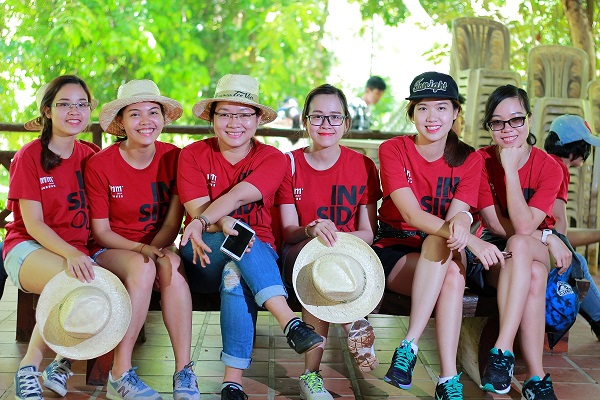 IMM Team building tại Saigon Outcast 2017