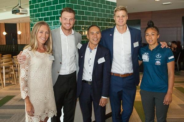 Câu chuyện thành công của những người nhập cư Úc