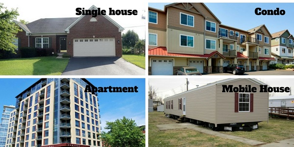 mua nhà ở Mỹ