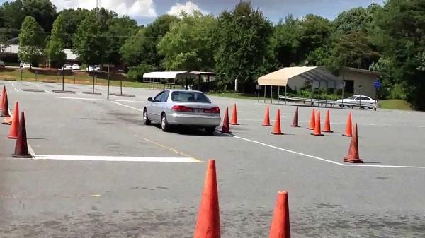 thi bằng lái xe ở Mỹ