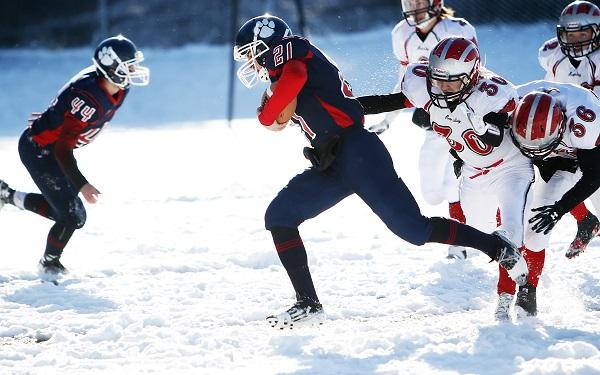 Những môn thể thao được ưa thích nhất tại Canada