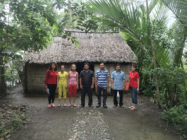 Khảo sát từ thiện xã Ninh Quới, huyện Hồng Dân, tỉnh Bạc Liêu tháng 07/2018