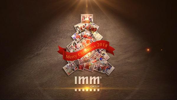 Video – Giáng Sinh ấm áp tại toà nhà IMM Group 2018