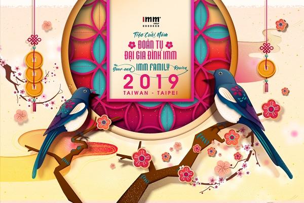 Đài Loan Du Ký – Kỳ 2: Đêm tiệc cuối năm – Đoàn tụ đại gia đình IMM