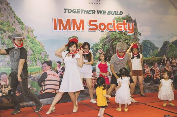 Cộng đồng IMM Group