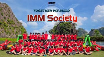 Video –  IMM Group Team Building 06/2019 Ninh Binh Together We build IMM Society