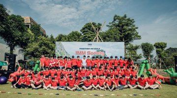 """Cộng đồng IMM Group cùng nhau tận hưởng """"kỳ nghỉ hè"""" tại Ninh Bình"""