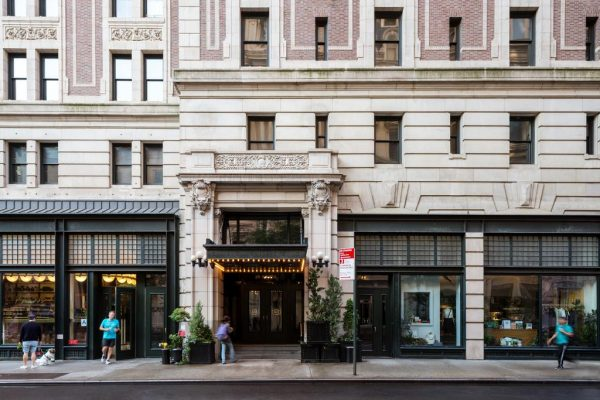 Dự án khách sạn ACE tại New York đã hoàn thiện và đi vào hoạt động
