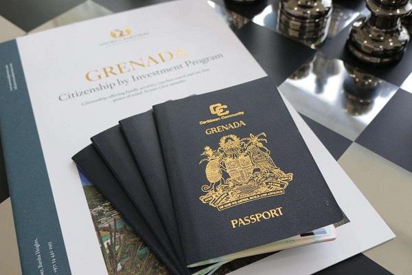 Đầu tư nhập tịch Grenada