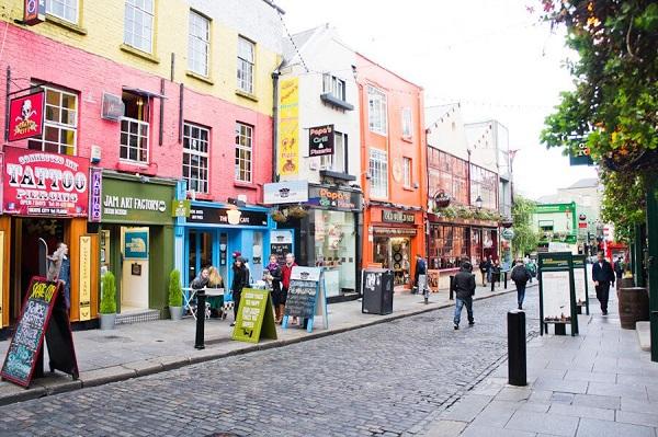 10 điểm đến tuyệt vời để định cư Ireland