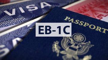 Hồ sơ visa EB-1C: một số sai sót thường gặp