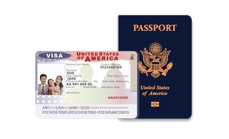 Visa Mỹ L-1A