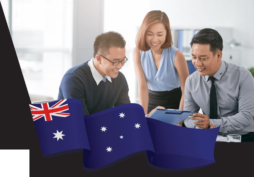 visa định cư Úc diện doanh nhân đổi mới 188A IMM Group banner 2