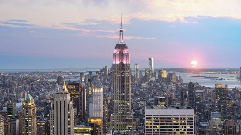 New York – Thành phố không bao giờ ngủ