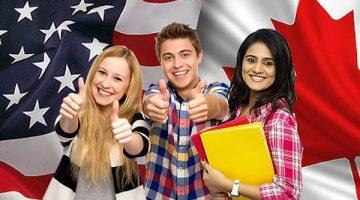 Du học sinh chọn Mỹ ngay từ khi còn ở tuổi trung học