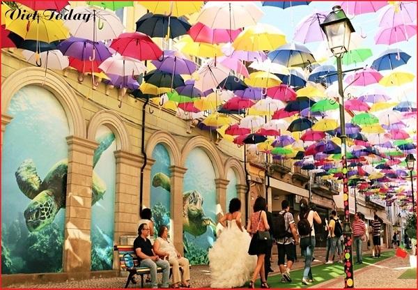 10 ngôi làng quyến rũ du khách ở Bồ Đào Nha