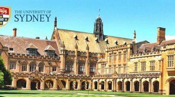 Lấy học bổng MBA tại Đại học Sydney