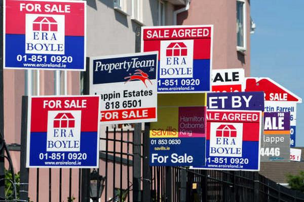 Giá bất động sản Ireland giảm mạnh trong quý 3/2019