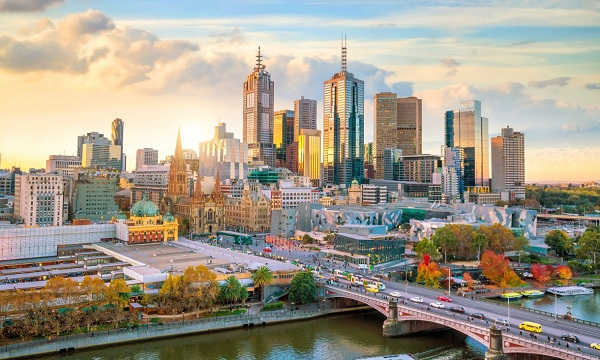 Melbourne và Sydney là hai thành phố đáng sống thứ 2 và 3 trên thế giới
