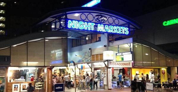 Những khu chợ nổi tiếng nhất nước Úc