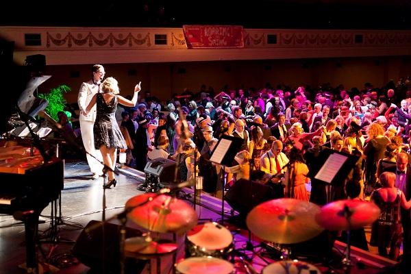 Những lễ hội âm nhạc lớn nhất xứ sở chuột túi
