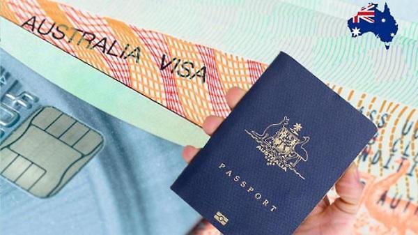 Thang điểm di trú Úc