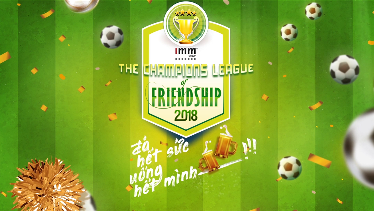 Video – The Champions League of Friendship 2018