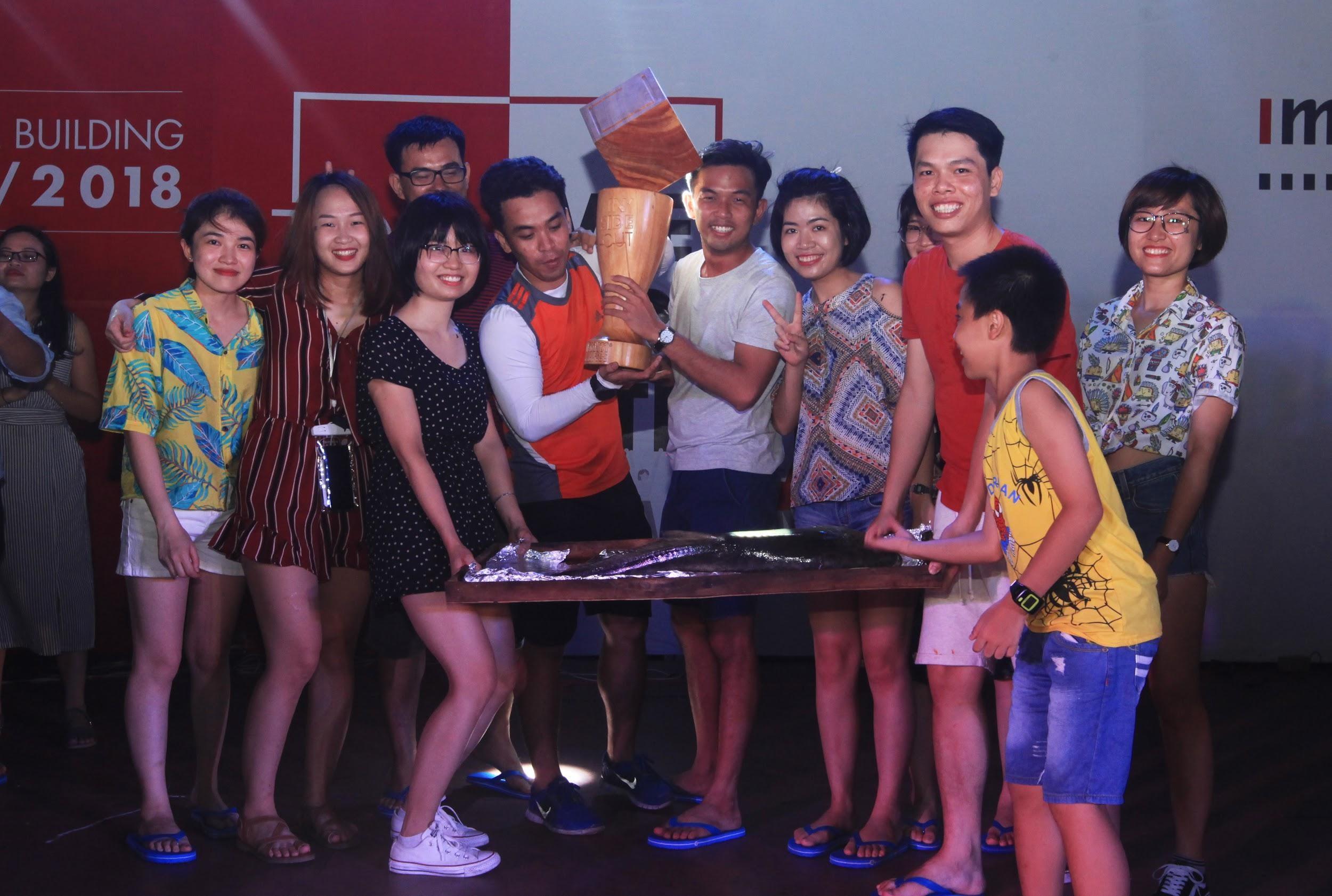Video – IMM Group Team Building tại Lagi Bình Thuận 2018
