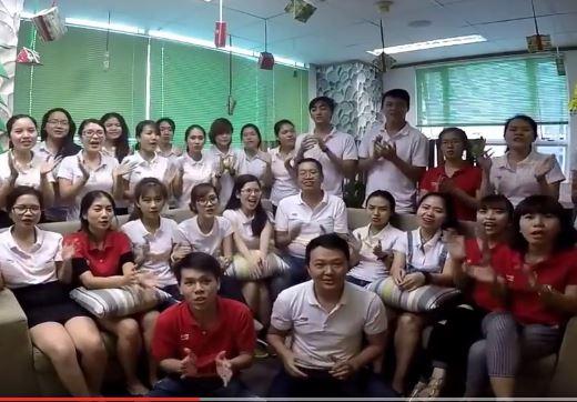 Video – Món quà bí mật từ gia đình IMM Group