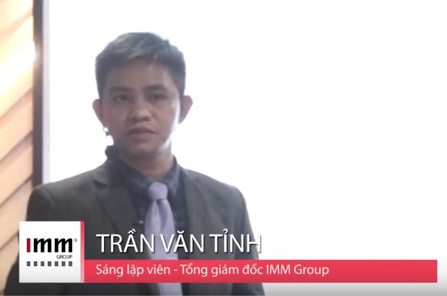 Chia sẻ của Tổng giám đốc IMM Group về Leadership