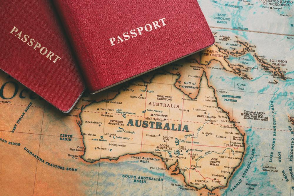 visa định cư Úc 188b IMM Group