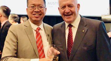 8 leading Australian real estate companies landed into the Vietnamese market