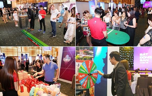 IMM Group: Đêm 22 tháng 09 vừa qua tại Gem Center, thành phố Hồ Chí Minh, IMM Group tự hào tổ chức thành công sự kiện Dạ tiệc triển lãm Bất Động Sản Quốc Tế & Quốc Tịch Toàn Cầu 2018 (IRC 2018). Đây là sự kiện đầu tiên và duy nhất tại Việt Nam để các nhà đầu tư có cơ hội tìm hiểu, so sánh, lựa chọn các chương trình: đầu tư lấy quốc tịch, mua bất động sản quốc tế, đầu tư bảo toàn vốn, du học, du lịch tại Mỹ, Úc, Canada, châu Âu và Malaysia. Với không gian đẳng cấp, nội dung chất lượng, cùng sự tham gia của các chuyên gia đến từ khắp nơi trên thế giới, buổi dạ tiệc đã mang đến các thông tin hữu ích cho nhà đầu tư. Đây cũng là sự kiện chính thức đánh dấu bước chuyển mình của tập đoàn IMM trong năm 2018, mở ra những dịch vụ và chiến lược phát triển mới trong năm kế tiếp.