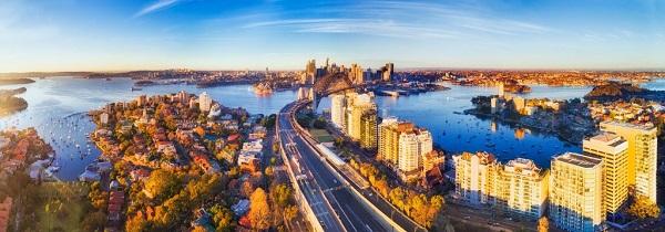 Bất động sản Úc tiếp tục đà tăng giá