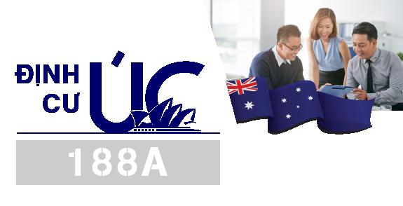 Visa Úc diện doanh nhân <br>188A