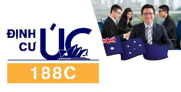 Visa Úc diện đầu tư trọng yếu <br>188C