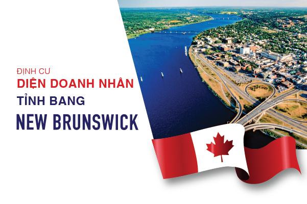 Định cư diện doanh nhân <br>tỉnh bang <br>New Brunswick