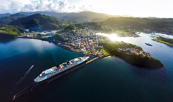 Du lịch Grenada đang trên đà tăng trưởng mạnh mẽ