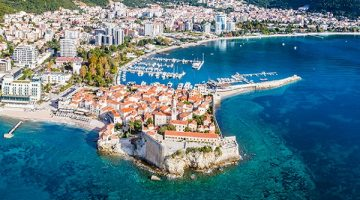 Du lịch Montenegro là xu hướng của du khách trên toàn cầu