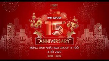 Video – IMM Group tổ chức cuộc thi trang trí Tết kỷ niệm 15 năm thành lập