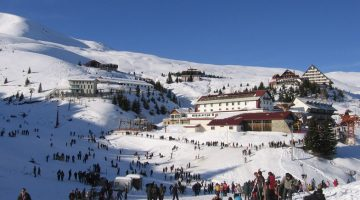 Montenegro đẩy mạnh đầu tư vào các khu nghỉ mát trượt tuyết