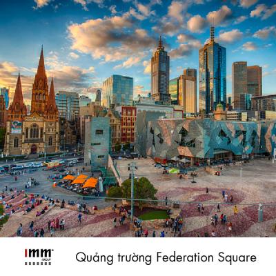 Nhắc về Melbourne, người ta sẽ nghĩ ngay đến những địa điểm quen thuộc như quảng trường Federation Square, ga Phố Flinders… hay những cung đường ven biển Great Ocean.