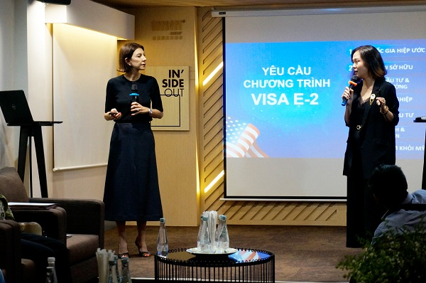Sở hữu nhà hàng, cả nhà sang Mỹ bằng visa đầu tư E-2