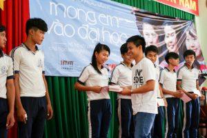 thiện nguyện của IMM Group