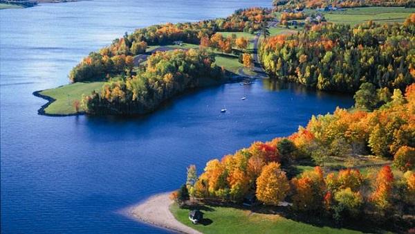 Tổng quan về cuộc sống tại tỉnh bang New Brunswick