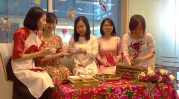 Video – Không khí Tết miền Bắc 2020 tại văn phòng IMM Hà Nội