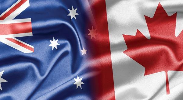 So sánh hệ thống thuế của Úc và Canada